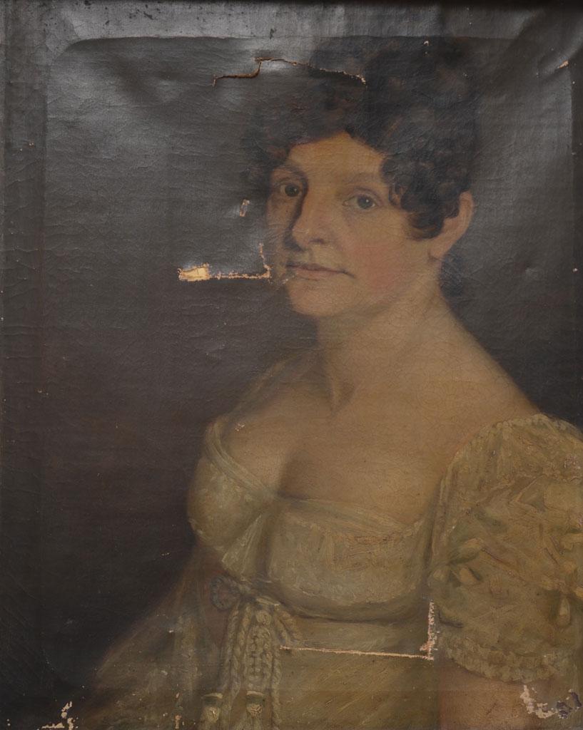 Temperance Maxwell portrait